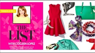 HSN | The List with Colleen Lopez 12.03.2015 - 10 PM