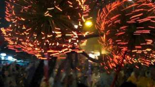 2008 Mid-Autumn Festival: HK Tai Hang Fire Dragon Parade (1)