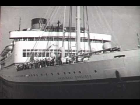 The Wreck of the SS President Coolidge - DVD Trailer