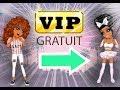 VIP GRATUITEMENT MSP ?