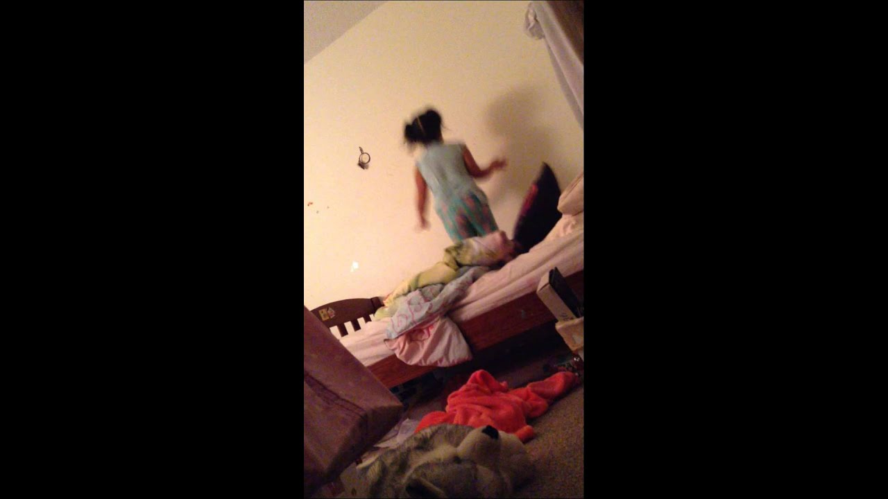 young sister caught masterbating