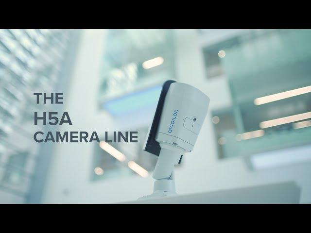 H5A Camera Line | Reveal