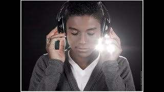 Shook!: Meet Jaafar Jackson Who Sounds Just Like His Late Uncle Michael Jackson!