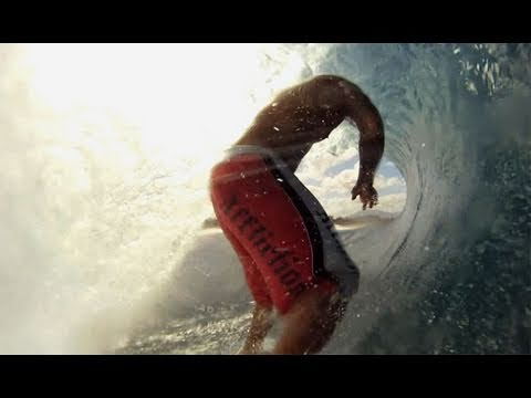 GoPro HD Sunny Garcia surfs Backdoor Hawaii