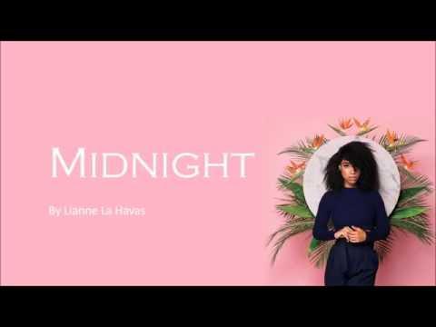 Midnight - Lianne La Havas Lyrics Video