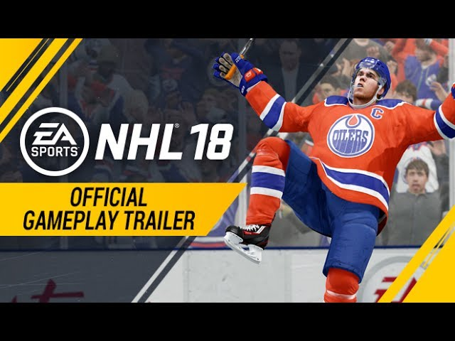 a80a771683c Connor McDavid chosen for cover of EA Sports NHL 18 video game - Edmonton