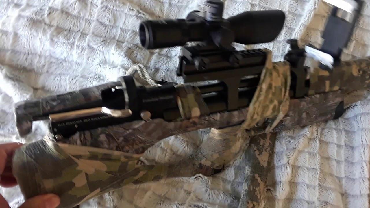 Kral arms puncher breaker  22 1000 shot review update