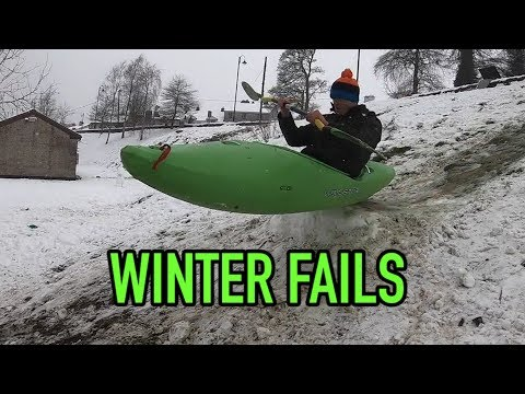 Winter Fails Compilation || Funny Videos