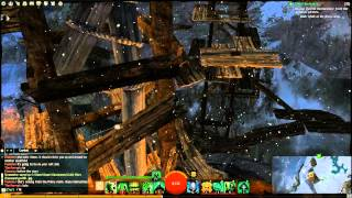 Guild Wars 2- Dredgehaunt Cliffs Vista Points Tutorial