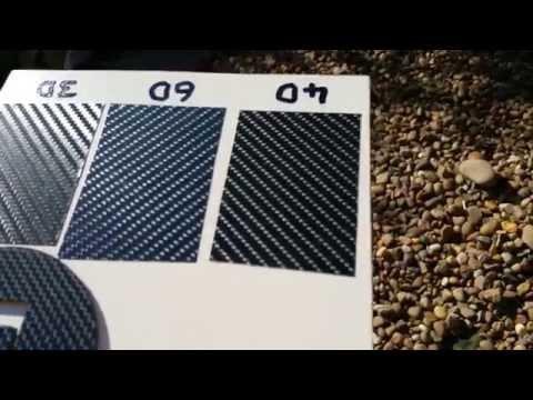 Vinyl Wrap 3D 4D 6D & Real Carbon Fiber - HD 4K