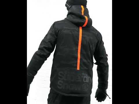 36f771af1e31d M50004WP-DA2 - Superdry Ultimate Snow Rescue Jacket.mp4 - YouTube