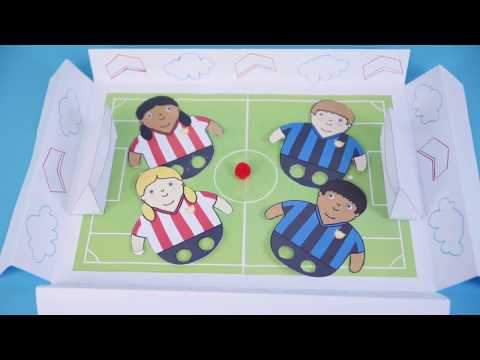 World Cup Football Craft With Twinkl And Pritt
