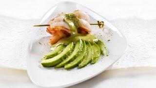 Crevetten mit Matcha-Mayonnaise von Betty Bossi Thumbnail