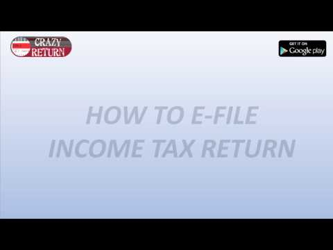 Income Tax Return Filing India Crazyreturn Apps On Google Play - Fake tax return generator