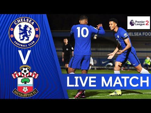 Chelsea v Southampton | Premier League 2 | Live Match