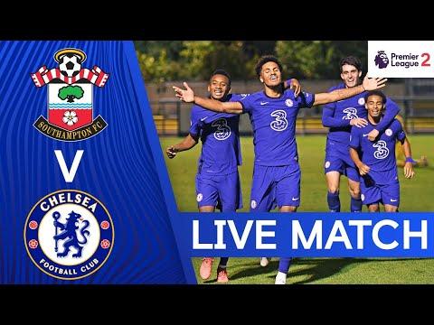 Southampton v Chelsea | Premier League 2 | Live Match