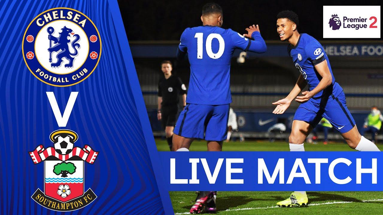 Download Chelsea v Southampton   Premier League 2   Live Match