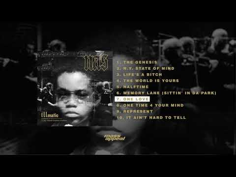 Nas - One Love (Live) [HQ Audio]
