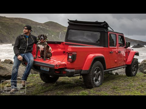 2020 Jeep Gladiator: First Drive — PickupTrucks.com