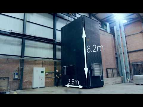 Dynamic Wind Load & Uplift Testing for Roofs & Structures - Lucideon