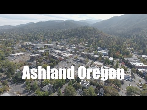 Meet Ashland Oregon | in 4K