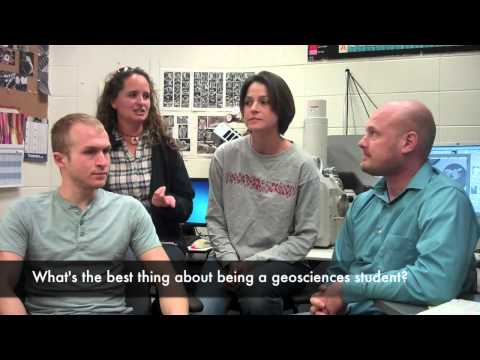 The Major Factor - Geosciences Students