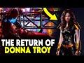 Titans Season 3 - Death and Return of Donna Troy(Troia ...