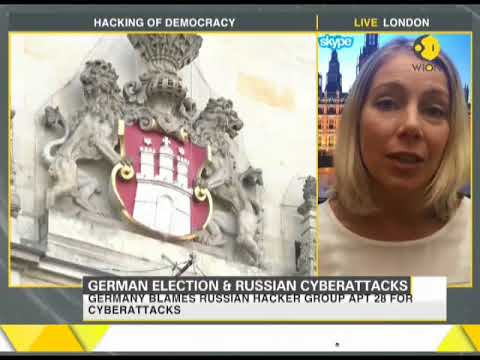 Is Russia trying to influence Germany's election ?