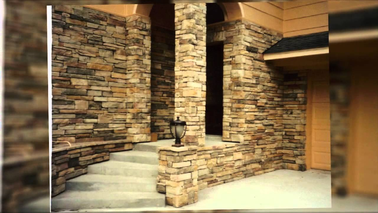 Decoracion de interiores con piedras youtube - Decoracion paredes de piedra ...