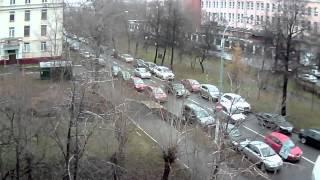поворотная ip камера J2000IP-CmPTZ-111 (запись(через окно) улица)