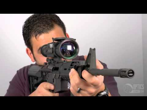 Armasight Zeus Thermal Imaging Riflescope - OpticsPlanet.com Product in Focus