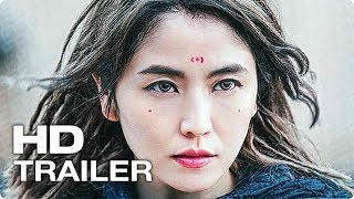 ЦАРСТВО Русский Трейлер #1 (2019) Кэнто Ямадзаки, Масами Нагасава Action Movie HD