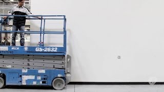 Installing Large Interior Wall Graphics