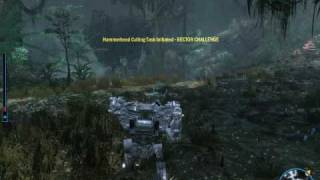 Avatar - basic gameplay