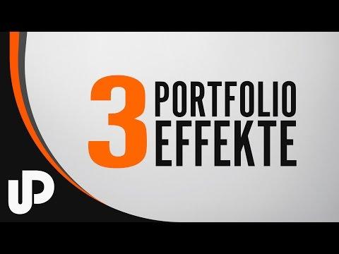 3 easy CSS3 Portfolio Hover Effekte! | Tutorial