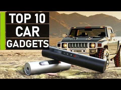 Top 10 Useful Car Gadget & Accessories You Should Have