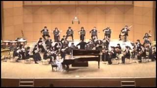 内藤淳一 : ピアノとマンドリンオーケストラのための 「バラード」~Ⅰ