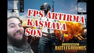 ARTIK SANHOK'TA KASMA DERDİ YOK! TELEFON VE EMULATOR ! (Pubg Mobile Fps sorunu emulator ios and