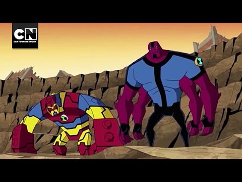 Omniverse: Ben Teamwork I Ben 10 I Cartoon Network