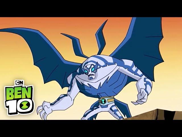 Omniverse: Ben Teamwork I Ben 10 I Cartoon Network