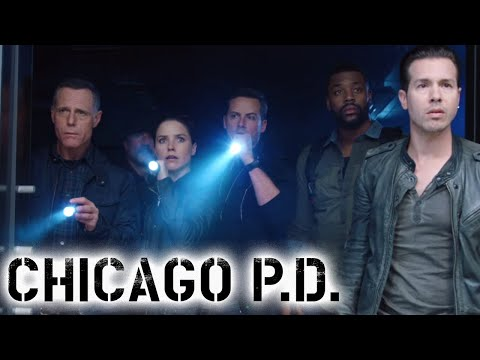 Secrets Uncovered Behind Underground Armoury | Chicago P.D.