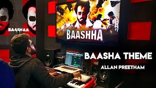 BAASHA Theme - Allan Preetham