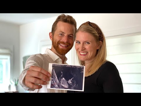 Surprise Pregnancy Announcement To Wes • Ned & Ariel
