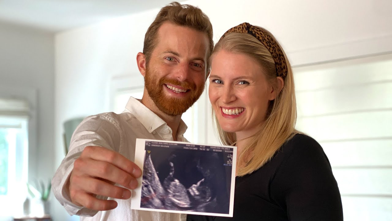 Surprise Pregnancy Announcement To Wes •Ned & Ariel