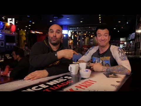 UFC 209 Recap, Bisping and Eddie Bravo | 5 Rounds on the Road at Vince Neil's Tatuado - Full Show