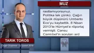 MUZ - Tarık Toros