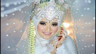WEDDING BAPER 2019 Muslim Wedding Clip ~ Mayumi Wedding