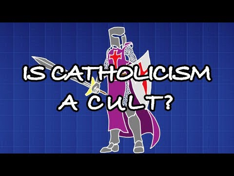 Is Catholicism A Cult?
