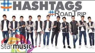 Hashtags - #RoadTrip (Official Lyric Video)