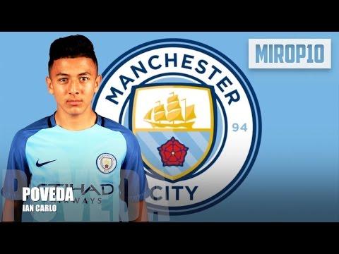 IAN POVEDA ✭ MANCHESTER CITY ✭ THE NEW ENGLAND SUPERSTAR ✭ Skills & Goal 2016